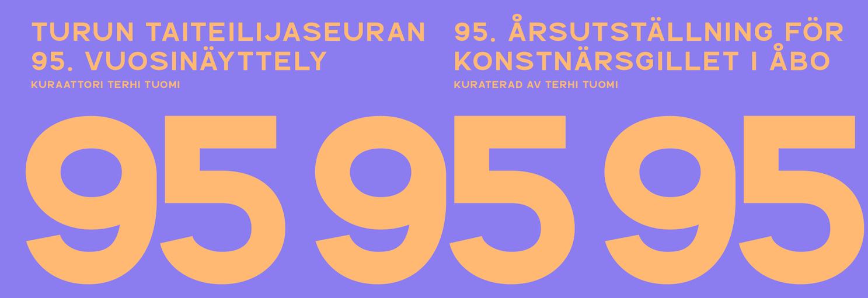 Turun Taiteilijaseuran 95.vuosinäyttely